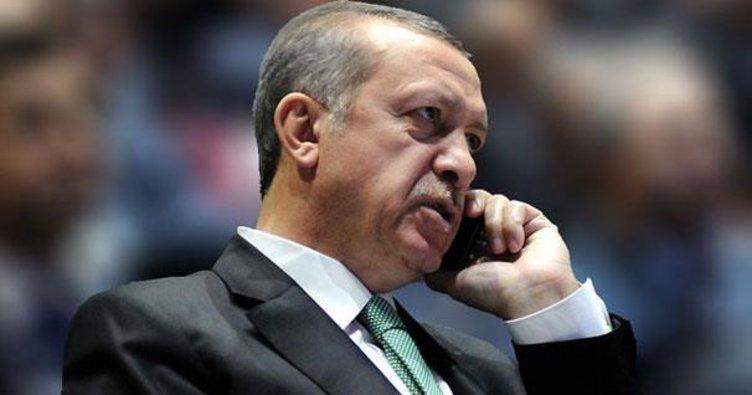 Cumhurbaşkanı Erdoğan, Kral Selman ile telefonda görüştü