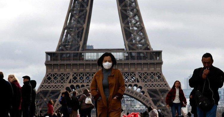 Fransa'da son 24 saatte 22 bin 857 vaka tespit edildi