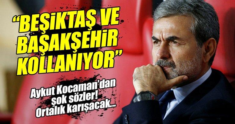 Aykut Kocaman: Beşiktaş ve Başakşehir kollanıyor