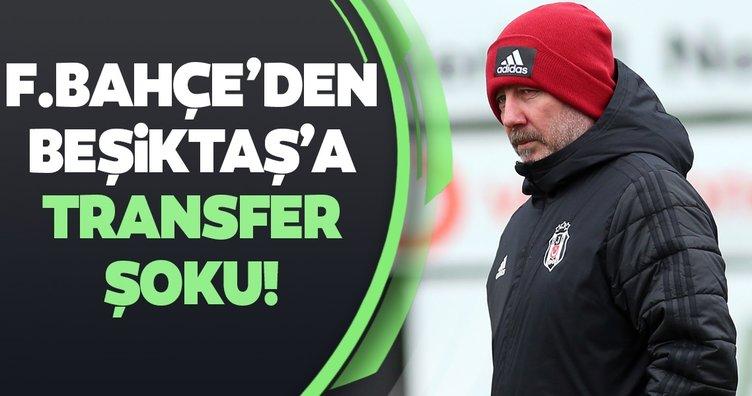 Fenerbahçe'den Beşiktaş'a transfer şoku!