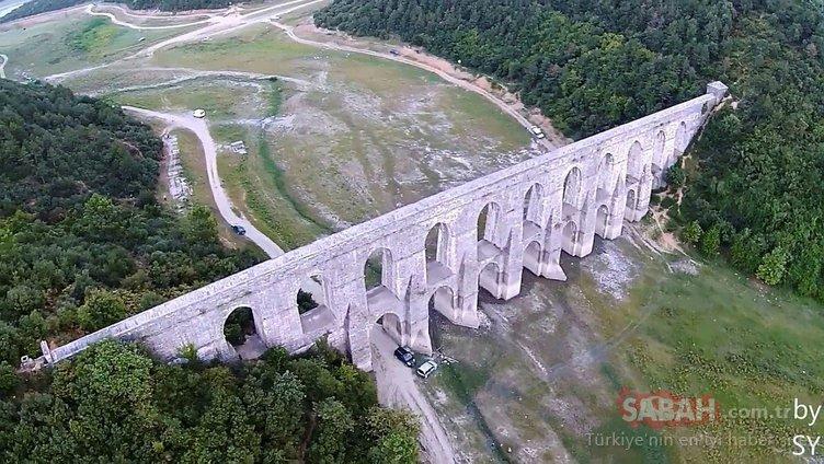 İstanbul'a su taşıyan 4 baraj kuruma noktasına geldi