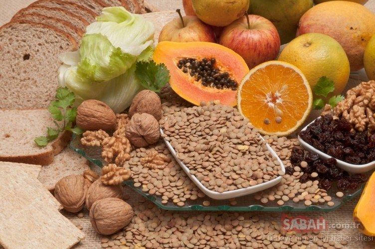 Bu gıda vücutta sağlıksız yağ bırakmıyor! İşte zayıflamaya yardımcı besinler...