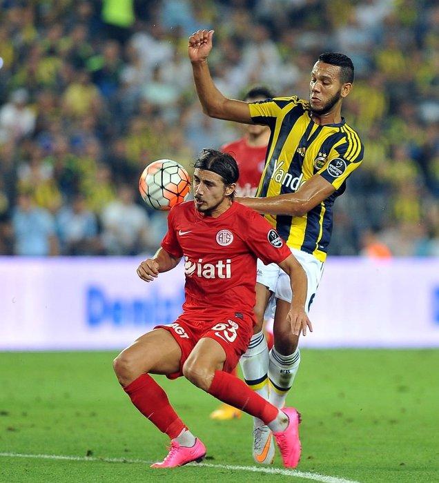 Fenerbahçe Antalyaspor maçından kareler