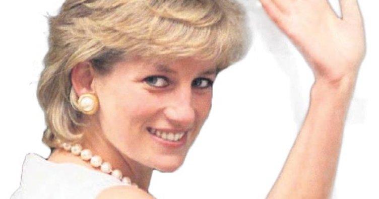 Diana'nın en az 20 sevgilisi vardı