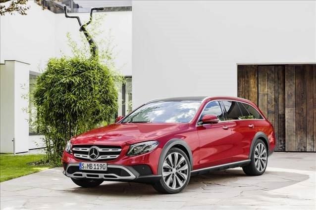 Mercedes serisinin yeni üyesi