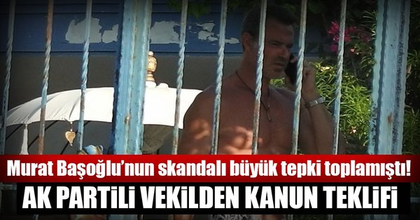 AK Parti'li Külünk'ten ensest ilişki suç sayılsın teklifi