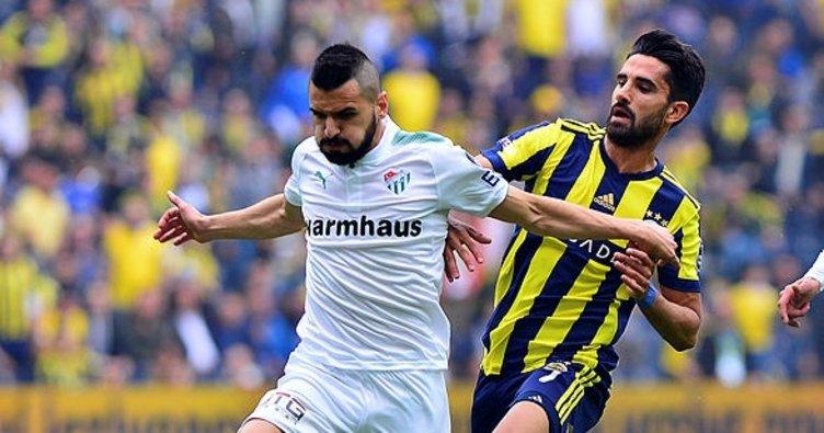 Fenerbahçe: 50 - Bursaspor: 14