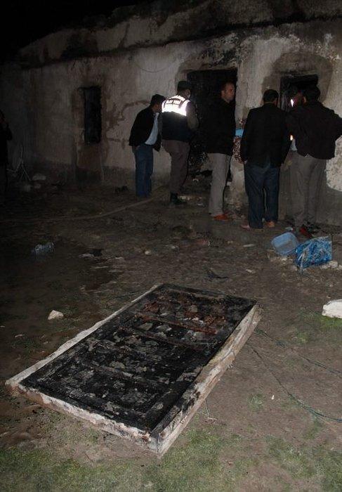 Konya'da patlama