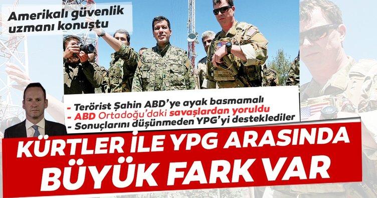 Amerikalı uzmandan flaş sözler: ABD vatandaşları YPG'yi tanısa şok olurdu!