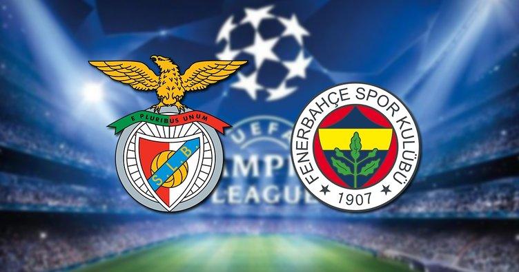 Benfica - Fenerbahçe Şampiyonlar Ligi ön eleme maçı ne zaman, saat kaçta, hangi kanalda?