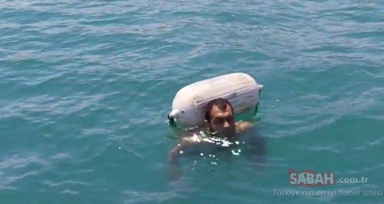 Trabzon'da denizde kaybolan balıkçıları Sahil Güvenlik ekipleri kurtardı