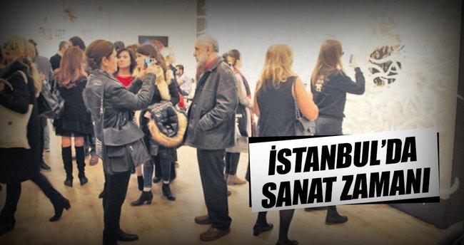 Çağdaş sanatın kalbi İstanbul'da atıyor