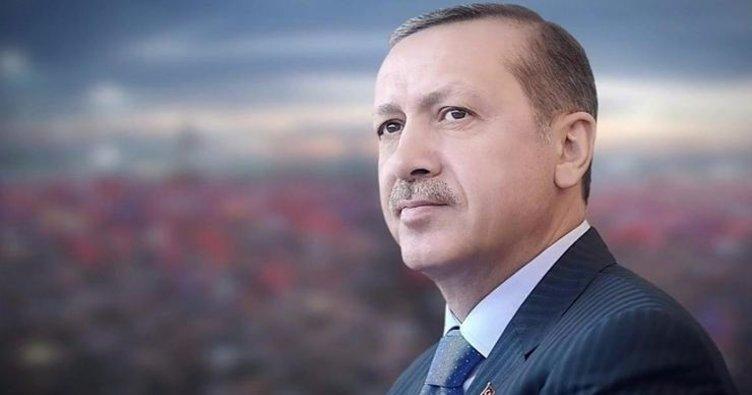 Başkan Erdoğan'dan, Denktaş ailesine başsağlığı telefonu