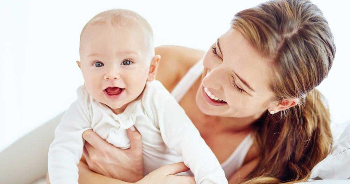 Anne ve bebek bağlanması sorunları için yeni bir yöntem bebek ...