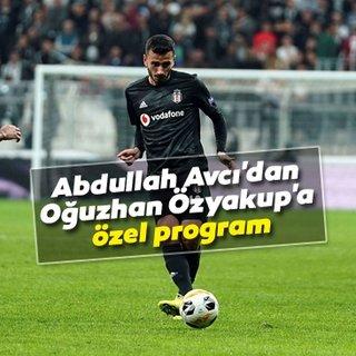 Abdullah Avcı'dan Oğuzhan Özyakup'a özel program