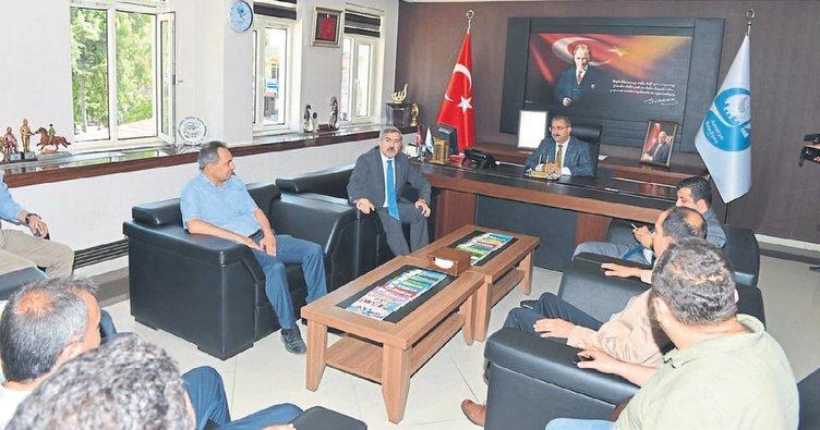 Türkiye'ye örnek olacak sanayi sitesi