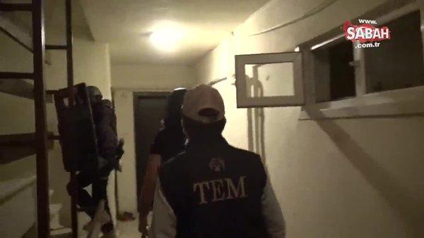 MLKP Terör örgütüne baskın! 14 şüpheli yakalandı | Video