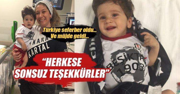 Kartal bebek için Türkiye seferber oldu