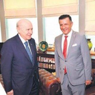 Milletvekili Hayati Arkaz MHP'ye geçti