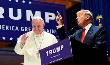 Trump'tan Papa'ya Notre Dame telefonu