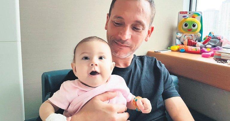 14 Şubat hediyesi kızına babası karaciğerini verdi