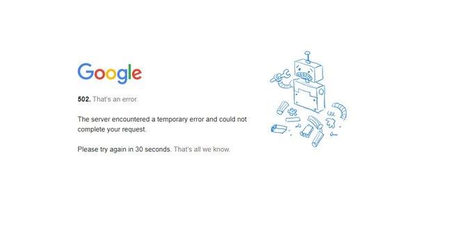 SON DAKİKA: İnternete neden girilmiyor? Google ve Youtube çöktü mü? Google'a ne oldu neden açılmıyor, çöktü mü?