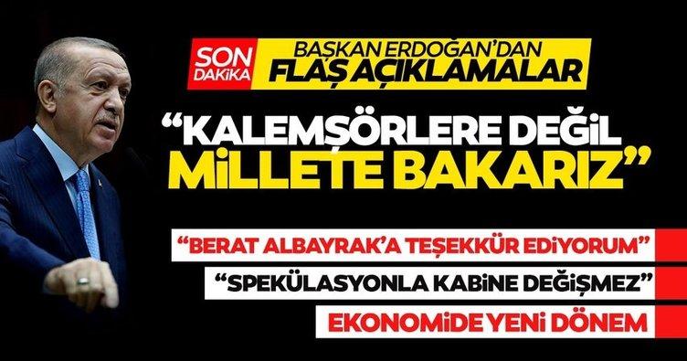 Son dakika haberi... Başkan Erdoğan'dan çok önemli açıklamalar!