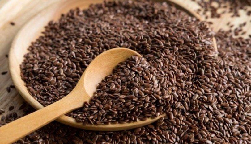 Günde 1 kaşık keten tohumu!
