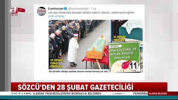 Din eğitimi Sözcü ve Cumhuriyet Gazetesi'ni neden rahatsız etti? | Video