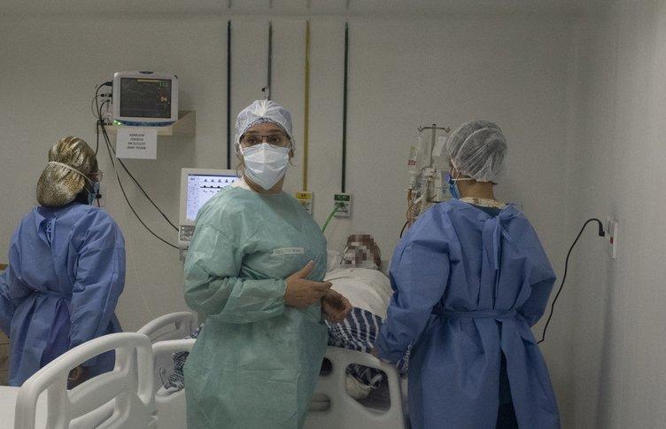 Son dakika haberi: Coronavirüs salgınında dönüm noktası! İlk kez...