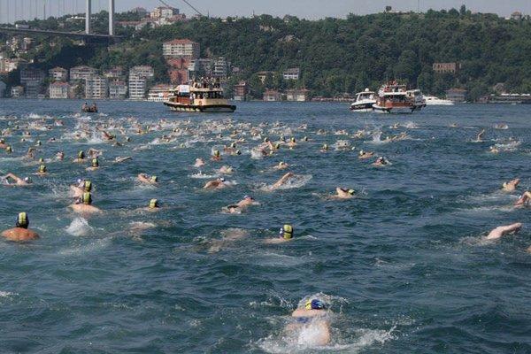 22. Boğaziçi Kıtalararası Yüzme Yarışması
