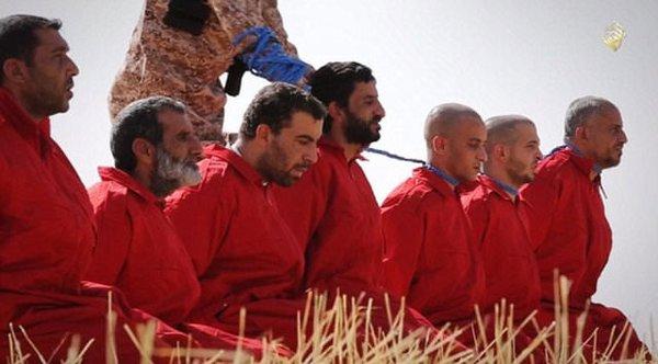 IŞİD'den korkunç infaz