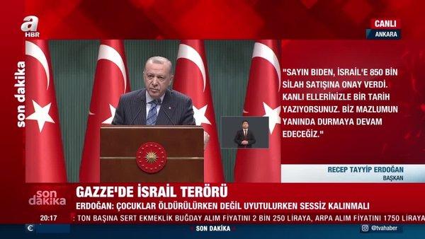 SON DAKİKA: Başkan Erdoğan Avusturya'ya tepki gösterdi | Video