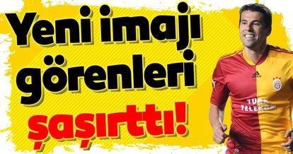 Galatasaray'ın eski yıldızı Milan Baros'un yeni imajı şaşırttı!