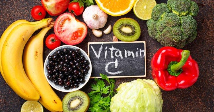 """""""C vitaminine vücut ilkbahar ve yaz döneminde de ihtiyaç duyuyor"""""""