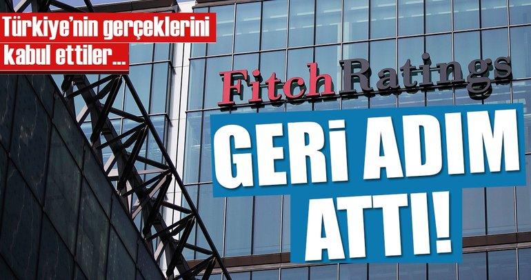 Fitch, Türkiye ile ilgili tahminlerini yeniden değerlendirecek