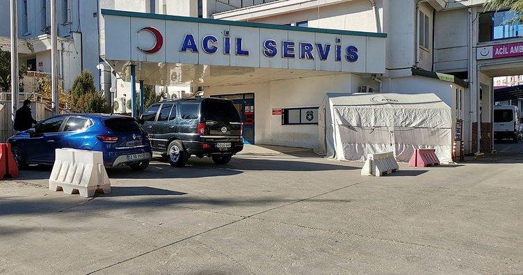 Ordu'da hastanelerin poliklinik, otopark ve yemekhaneleri yoğun bakıma dönüştürülüyor