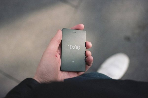 Dünyanın en küçük telefonu yenilendi: Light Phone 2