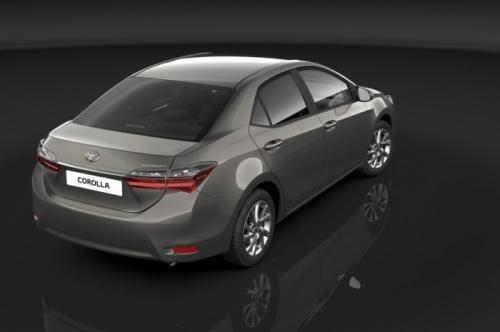 Toyota Corolla makyajlandı