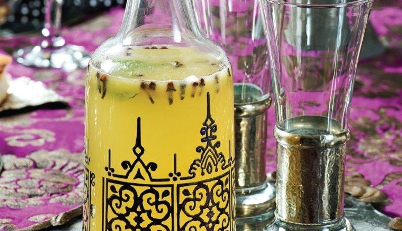 Limon Şerbeti