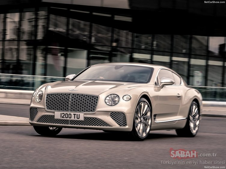 Bentley Continental GT Mulliner ortaya çıktı! Yeni detaylar dikkat çekiyor