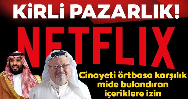 Netflix'ten Suudi Arabistan'daki Cemal Kaşıkçı sansürüne ilişkin itiraf