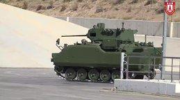Zırhlı Muharebe Aracı'nın ZMA ilk prototip modernizasyonu tamamlandı | Video