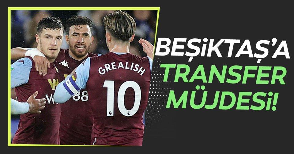 Beşiktaş'a transfer müjdesi! Son dakika Beşiktaş transfer haberleri