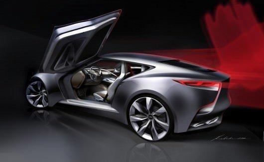 Hyundai'den lüks spor otomobil