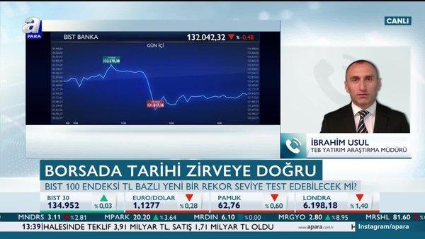 Borsa İstanbul yeni zirvesine mi gidiyor?