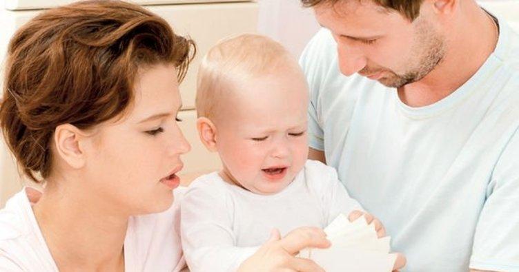 Ağlayan bir bebeğe ne yapılmamalı?