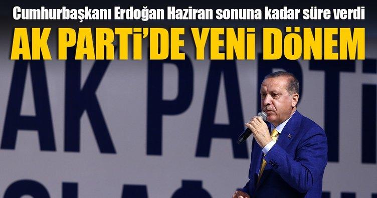 AK Parti'de yeni atılım dönemi