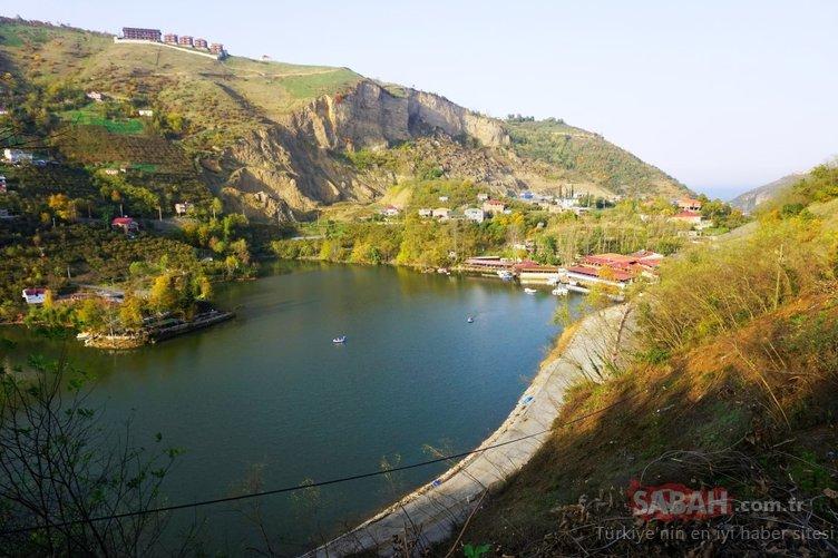 Türkiye'nin görenleri büyülüyen saklı cennetleri!