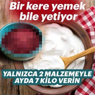 Kilo verdiren sumaklı yoğurt kürü tarifi